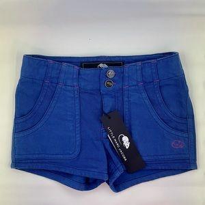 NWT LITTLE MARC JACOBS DENIM LILLY BLUE SHORT